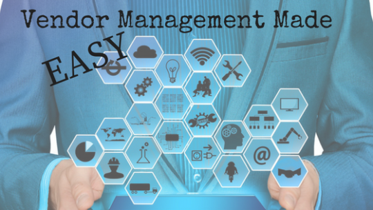 vendor management made easy